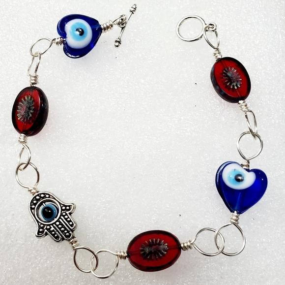 Bracelet Evil Eye Protection Bracelet Anklet
